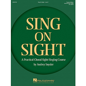 Sing on Sight