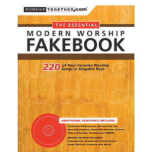 The Essential Modern Worship Fakebook