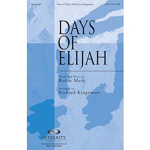 Days of Elijah