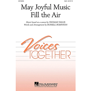 May Joyful Music Fill the Air