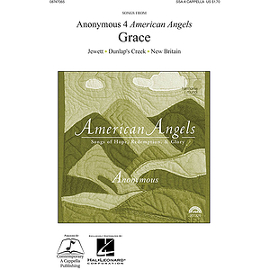 Anonymous 4 American Angels: Grace