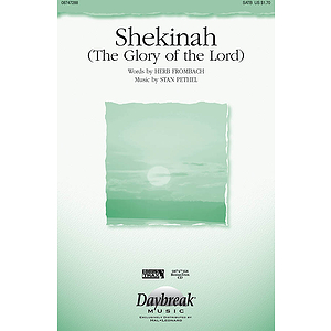 Shekinah (The Glory of the Lord)