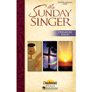 The Sunday Singer - Easter/Spring 2008