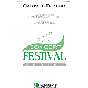 Cantate Domino