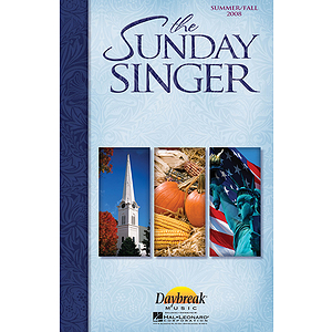 The Sunday Singer -¦Summer/Fall 2008