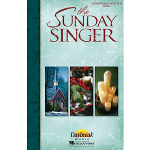 The Sunday Singer - Christmas/Winter 2008