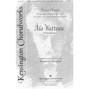 A La Watteau