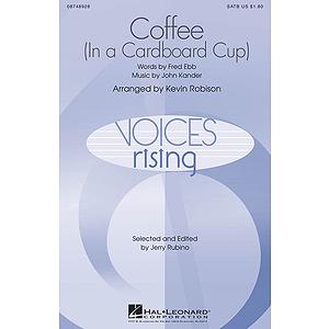 Coffee (In a Cardboard Cup)