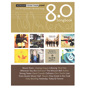 Worship Together Songbook 8.0