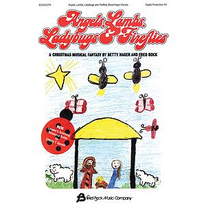 Angels, Lambs, Ladybugs & Fireflies (Children's Christmas Musical)