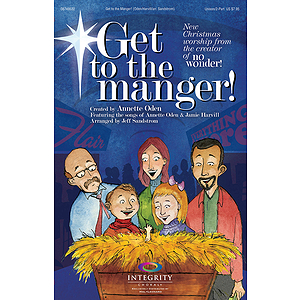 Get to the Manger!