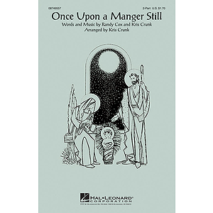 Once Upon a Manger Still