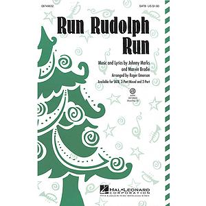 Run Rudolph Run
