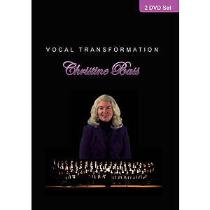 Vocal Transformation for Secondary School Choirs (DVD)
