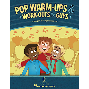 Pop Warm-Ups & Work-Outs for Guys