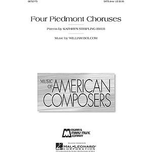 Four Piedmont Choruses
