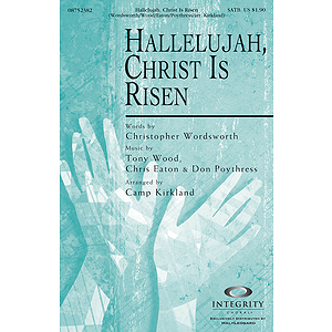 Hallelujah, Christ Is Risen
