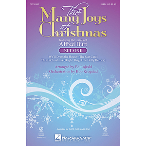 The Many Joys of Christmas (Set One)