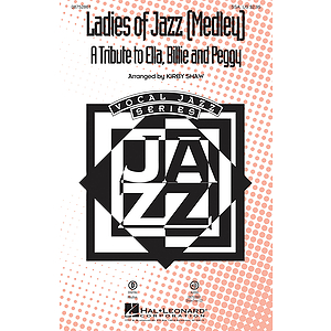Ladies of Jazz - A Tribute to Ella, Billie and Peggy