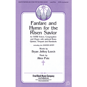 Fanfare and Hymn for the Risen Savior