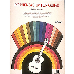 Pointer System for Guitar - Instruction Book 1
