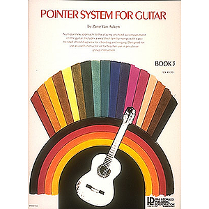 Pointer System for Guitar - Instruction Book 3