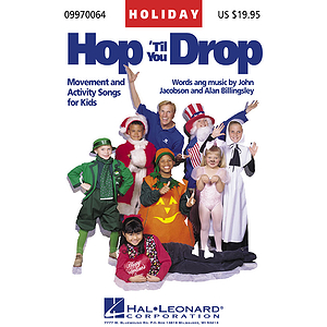 Holiday Hop 'Til You Drop (Movement and Activity Collection)