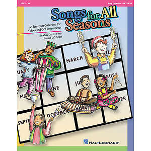 Songs for All Seasons (Orff Collection)