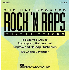 Rock 'N Raps Rhythm Tracks (CD)