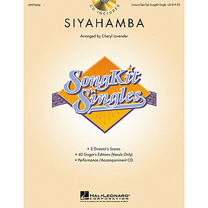 Siyahamba (SongKit Single)
