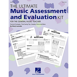 The Ultimate Music Assessment and Evaluation Kit