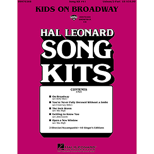 Kids on Broadway (Song Kit #41)