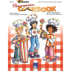 Percussion Cookbook (Collection/Resource)