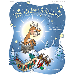 The Littlest Reindeer (Musical)