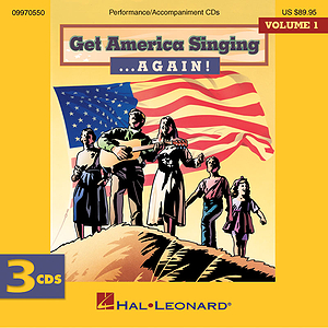 Get America Singing ...Again! Volume 1 Complete CD Set
