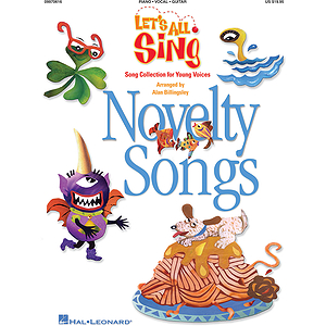 Let's All Sing - Novelty Songs