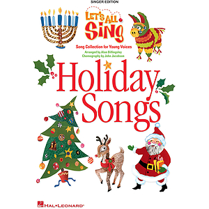 Let&#039;s All Sing Holiday Songs