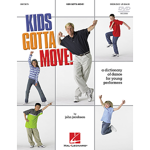 Kids Gotta Move! (Resource) (DVD)