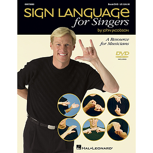 Sign Language for Singers (DVD)