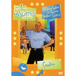 Jjump to the Music - Cardio (DVD)