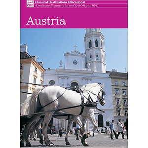 Classical Destinations: Austria (DVD)