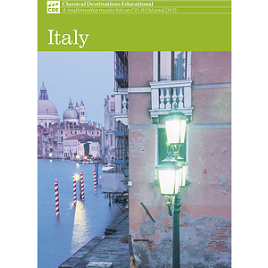 Classical Destinations: Italy (DVD)