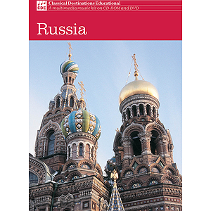 Classical Destinations: Russia (DVD)