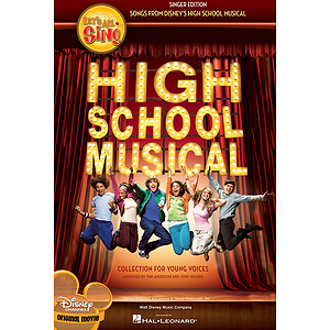 Let&#039;s All Sing Songs from Disney&#039;s High School Musical