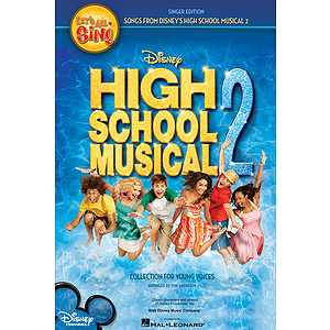 Let&#039;s All Sing Songs from Disney&#039;s High School Musical 2