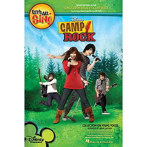 Let's All Sing Songs from Disney's Camp Rock