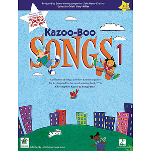 Kazoo-Boo Songs(TM) 1