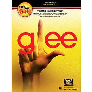 Let's All Sing... Songs from Glee