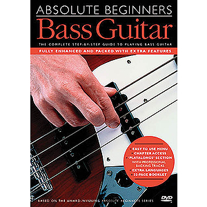Absolute Beginners - Bass Guitar (DVD)