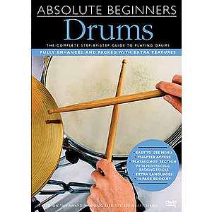 Absolute Beginners - Drums (DVD)